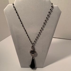 Jewelry - Crafted piece that opens up (Lava Stone in it)